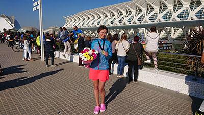 валенсия марафон