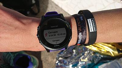 длина марафона