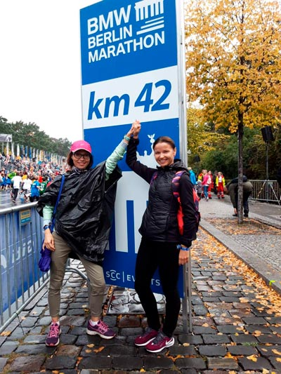 Берлин марафон